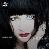 Red Bull Radio's Fireside Chat with Lydia Lunch, captured during LGW18