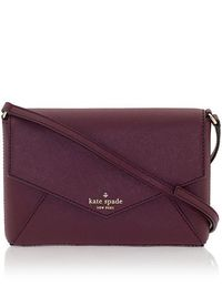 Kate Spade New York Womens Cedar Street Large Monday Size One Size - Mulled Wine by: Kate Spade New York