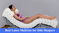 Best Latex Mattress for Side Sleepers