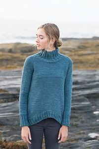 perfect winter sweater! Sea Pullover by Maddermade