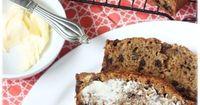Delicious Zucchini Chocolate Chip Bread