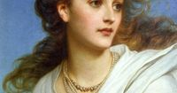 Victorian Paintings of Women | Baby Names from Yesteryear: The Gentleman's Magazine Names 1809-1820