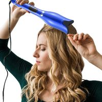 Automatic Hair Curler: Getting a curly hair has never been this simple with Automatic Hair curler!! Automatic Hair curler Brings you shining wavy hairstyles. With the 2-direction auto-rotating design, you can create a salon professional hairstyle easily a...