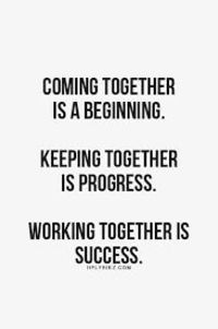 Image result for quotes about teamwork and unity