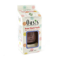 NYX Oasis Iron Hard Nails Nail Treatment 14ml Treat your Nails to an oasis of revitalizing therapy. Nourishing vitamins and nutrients have been used to formulate this spa treatment for radiant nails! http://www.comparestoreprices.co.uk/skin-care/nyx-oasis...