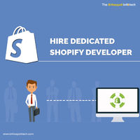 Are you planning to hire Shopify developer for eCommerce setup? The Brihaspati Infotech offers you the best in the industry while facilitating all sorts of design and development work. Our Shopify experts always follow the standard coding practices while ...