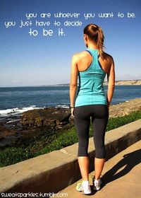 decide to be fit motivation