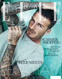 David Beckham, those tattoos are only getting hotter
