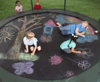 Be Different...Act Normal: 50 Things To Do On Your Trampoline [Summer Fun For Kids]