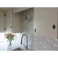 Mother of Pearl White Shell Wall Tile $179.00