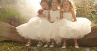 AND FLOWER GIRLS <3 ALFRED ANGELO