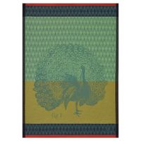 Planche Animal Paon Moss Tea Towels $100.00