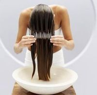DIY- hair hot oil treatment for damaged hair repair - I WILL TRY THIS