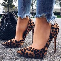 Elegant High Heels Leopard Office Womens Shoes,NEW,on Sale! More Info:https://cheapsalemarket.com/product/elegant-high-heels-leopard-office-womens-shoes/