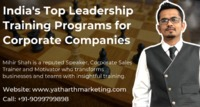 "If you are looking to augment your performance in the corporate world, Yatharth Marketing Solutions �€"" one of the best leadership training companies can help you out in the creation of new leaders in the corporate world."