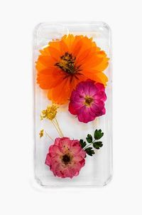 Pretty floral iPhone cases