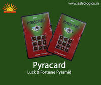 """Pyra card �€"""" Luck & Fortune Pyramid  Pyra card �€"""" Luck & Fortune Pyramid is a new pocket-size tool discovered to bring prosperity, fame, happiness, and reputation to the life of users. It works as a good luck charm and is..."""