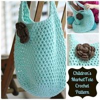 Daisy Cottage Designs: Free Market Tote ...