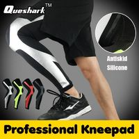 1PC Elastic Lycra Basketball Compression Sleeve Leg, Thigh, Calf and Knee Brace Leggings $6.32