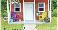 Kids Playhouse Ribbon Cutting Ceremony GIANT Giveaway