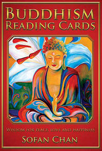 Buddhism Reading Cards by Sofan Chan $21.95 http://www.theancientsage.com