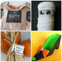 Host A Spooky Party: 16 Halloween Party Favor Ideas