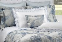 St. Malò Embroidery Bedding by Dea Linens $398.00