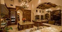 I wish...think of all the hosting and parties I could have with this kitchen