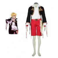 Vocaloid Kagamine Len cosplay costume of Sandplay of the Singing Dragon for sale by www.eshopcos.com