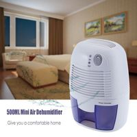 Smart 500ml Mini Air Dehumidifier $49.99