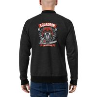 Vintage Retro Streetwear Bomber Jackets for Men Squadron Air Force $59.50