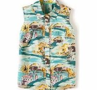 Boden Sleeveless Shirt, Blue Riveria 34162628 A Fifties inspired favourite that looks fabulous with full feminine skirts and just the job with jeans. http://www.comparestoreprices.co.uk//boden-sleeveless-shirt-blue-riveria-34162628.asp