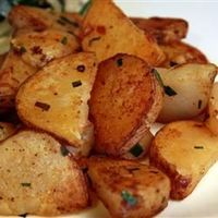 Steve's Famous Garlic Home Fries Allrecipes.com