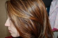 Hair Color Ideas With High & Low Lights thumbnail