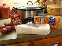 Kristi's Recipe Box: Crockpot Pot Roast with Veggies