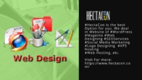 Are you looking for Web Development & Design Company? Well, HectaCon is the best Option for you Just Explore our portfolio and Transform your ideas into reality.  Our Services are: �€�Website Development  �€�Website Hosting �€...