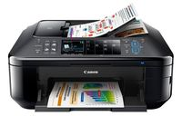 If you're in the market for a new wireless printer for that fancy new home office, Canon has a new model that may suit your needs. The PIXMA MX892 wireless al..