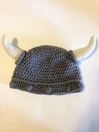 hat patterns, vikings and helmets.