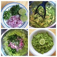 Learn how to make guacamole from an ex-chipotle employee!!