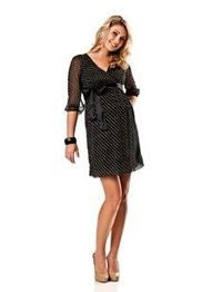 just bought this :) I'm not a fan of very many maternity dresses, but this one isn't bad!