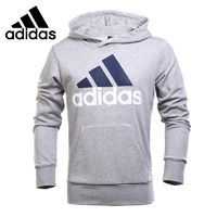 Original New Arrival 2018 Adidas ESS LIN P/O FT Men's Pullover Hoodies Sportswear $132.22