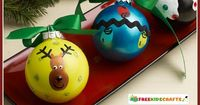 18 Must-Make Homemade Christmas Ornaments for Kids