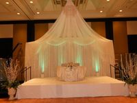wedding draping | Ceiling and Drapery « Flowers Blossom