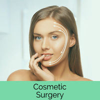 Cosmetic surgery at very low cost with best results