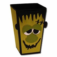 Bits of Paper: Halloween Popcorn Boxes!