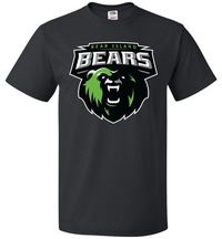 Game of Thrones Inspired Bear Island Bears Sports Parody Adult Unisex T-Shirt $15.00 https://www.nurdtyme.com