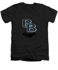 Business Builder - Men's V-Neck T-Shirt $12.00