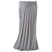 Liz Lange® for Target® Maternity Knit Maxi Skirt - Heather Gray