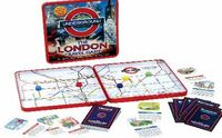 John Adams The London Travel Game A perfect sized box with playing pieces. Take The London Travel Game and play it anywhere you wish. Perfect for long distant journeys. The classic race through Londons underground. Be the first commut http://www.comparest...