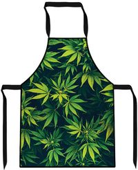 Weed Cooking Apron $25.00